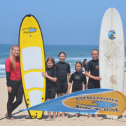 Surf Lessons at Surf Camp