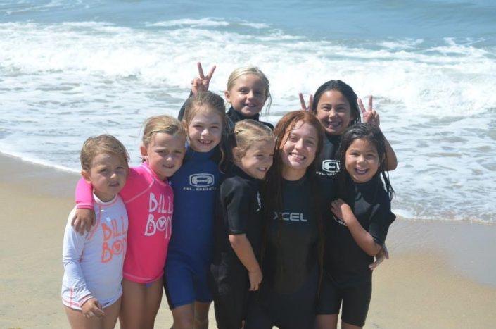 Group Photo at Beach Adventure