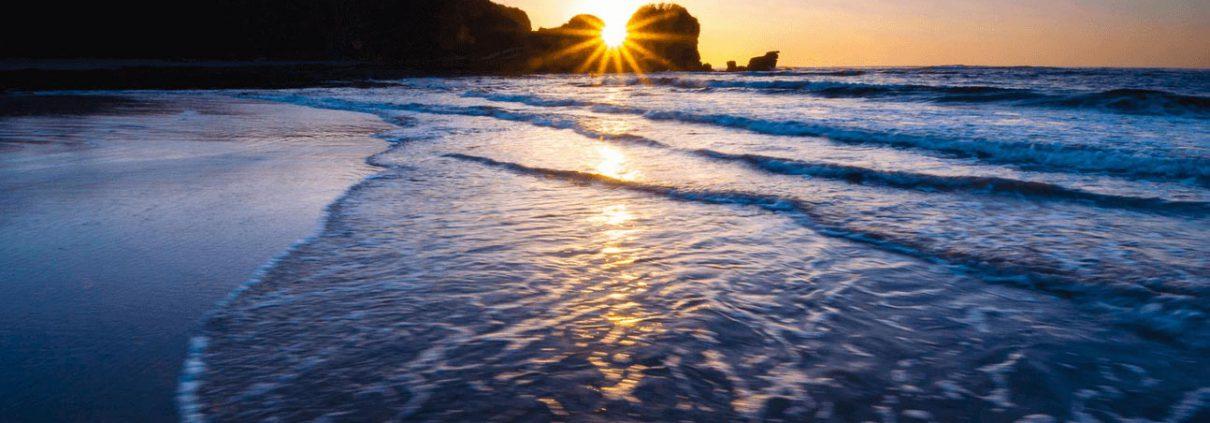 Nosara Costa Rica Sunset Shore