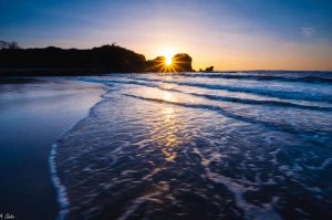 Nosara Costa Rica Sunset Shore