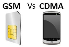 Cell Phone Service GSM Vs CDMA