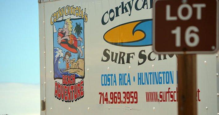 Surf School Truck