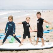 Beach Adventure Fun Post Surf