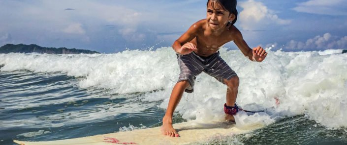 Charles surfing norsara