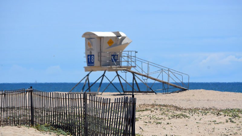 Lifeguard Tower 18 Bolsa Chica