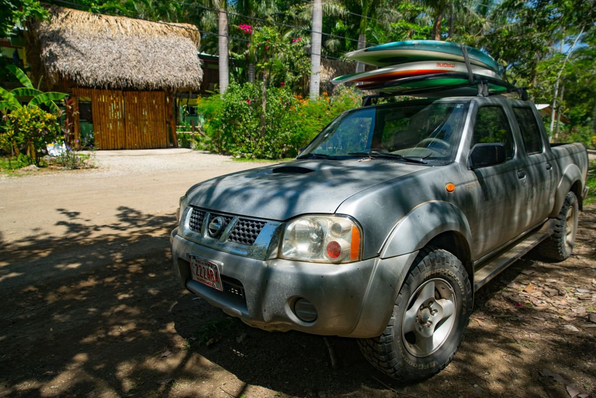 Costa Rica Surf Resort Transportation