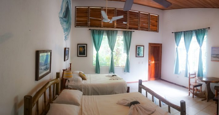 Bungalow rooms in costa rica
