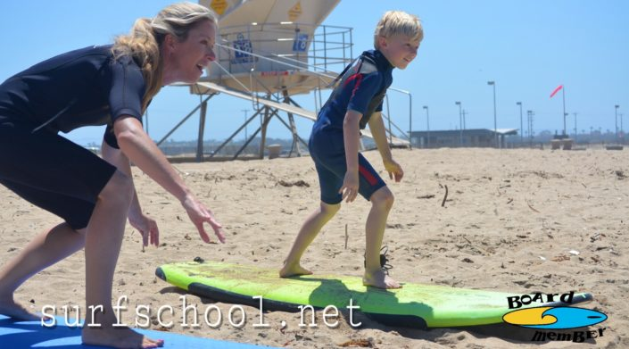 Private Surf Lesson Huntington Beach