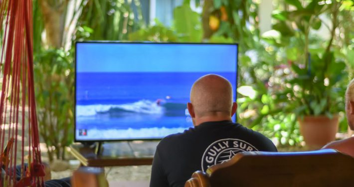 Video analysis surf camp costa rica