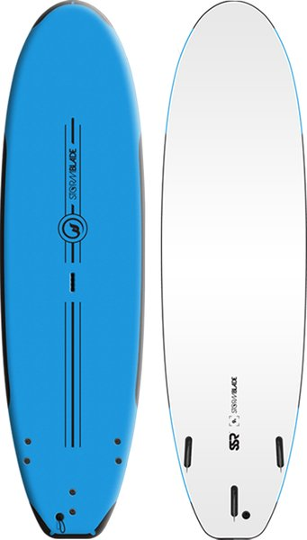 Storm Blade SSR Soft Top Surfboard