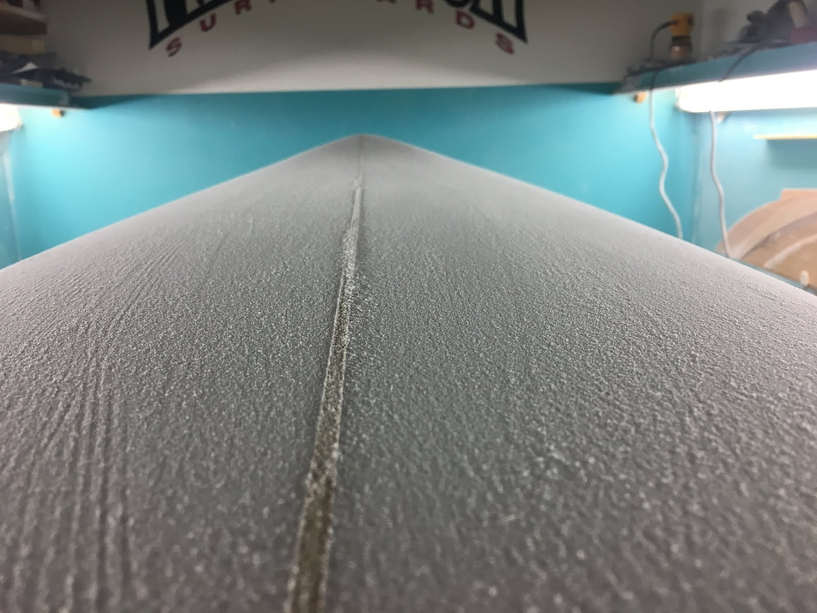 Poly Surfboard