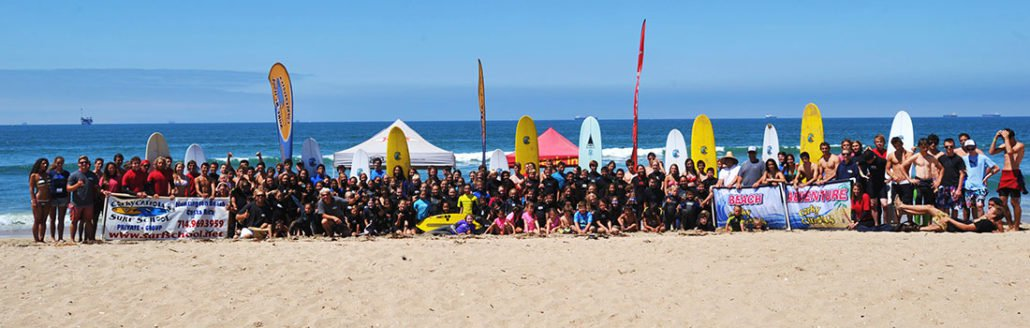 Huntington Beach Surf Lessons