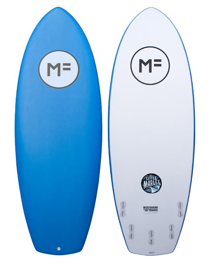 Mick Fanning Little Marley Soft Top Surfboard