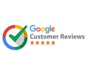 Google Business Customer Reviews Badge