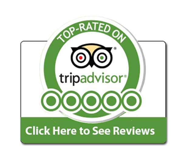 TripAdvisor Reviews Badge