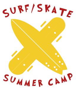 Surf and Skate Summer Camp Logo