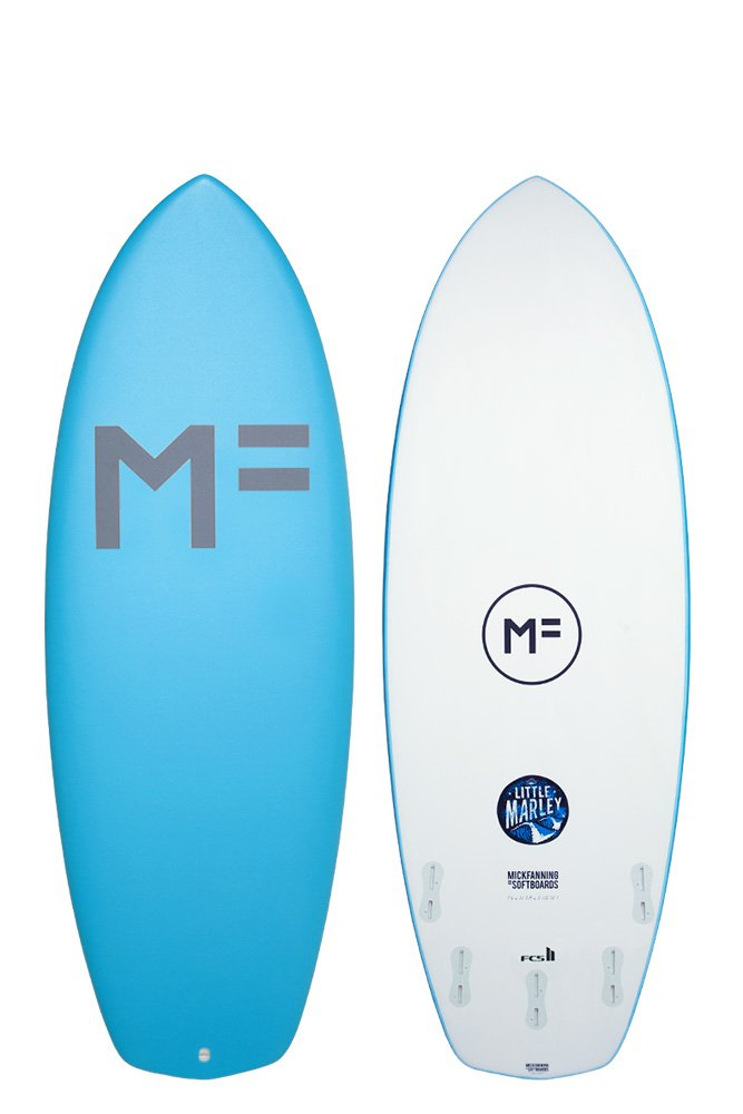 Mick Fanning Soft Top Surfboard  Little Marley