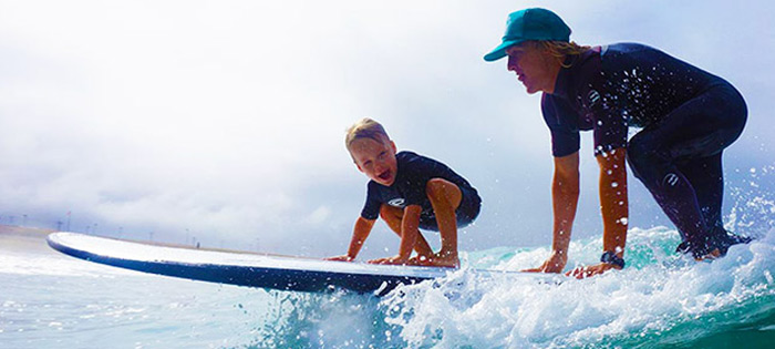 Junior Surf Camp Summer